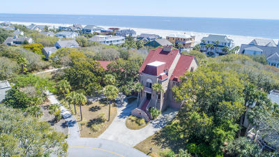 Isle Of Palms Single Family Home For Sale: 17 W Beachwood West