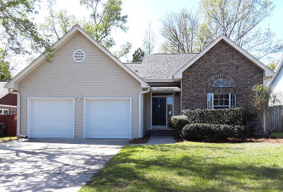Goose Creek Single Family Home Contingent: 103 Evergreen Magnolia Avenue