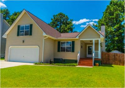 Goose Creek Single Family Home Contingent: 145 Evergreen Magnolia Avenue