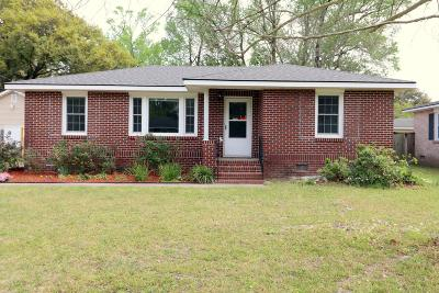 North Charleston Single Family Home For Sale: 5274 Potomac Street