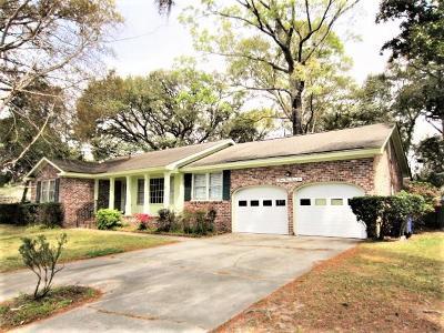 North Charleston Single Family Home Contingent: 4336 Helene Drive