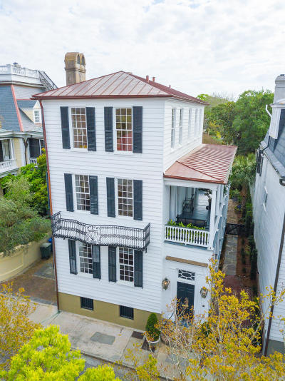Single Family Home For Sale: 24 King Street