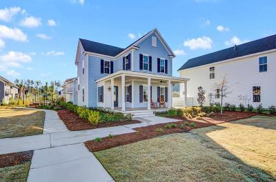 Summerville Single Family Home For Sale: 550 Cross Park Lane