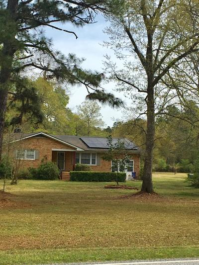 Ridgeville Single Family Home Contingent: 4872 State Road