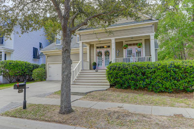 Mount Pleasant Single Family Home For Sale: 3132 Treadwell Street