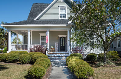 Johns Island Single Family Home For Sale: 800 Captain Toms Crossing