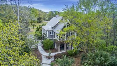 Charleston Single Family Home For Sale: 601 Barbados Drive