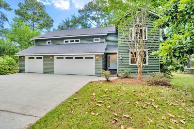 Single Family Home For Sale: 966 Kushiwah Creek Drive