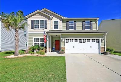 Summerville Single Family Home For Sale: 284 Decatur Drive