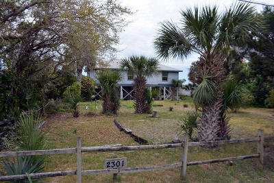 Edisto Island Single Family Home For Sale: 2301 Point Street