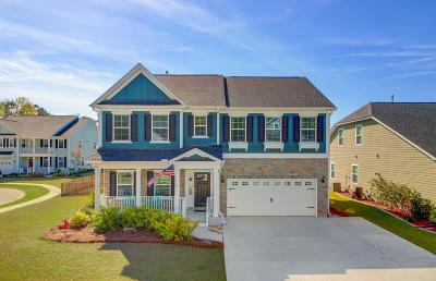 Summerville Single Family Home For Sale: 121 Daniels Ridge Drive
