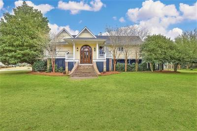 Mount Pleasant Single Family Home Contingent: 1401 Kaycees Court