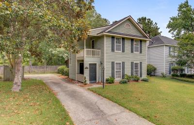 Mount Pleasant Single Family Home For Sale: 540 Castle Hall Road