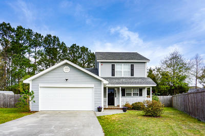 North Charleston Single Family Home For Sale: 7756 Brookdale Boulevard