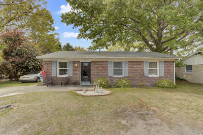 Goose Creek Single Family Home Contingent: 109 Summit Avenue