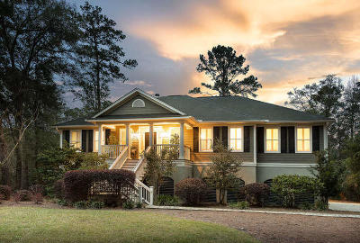 Johns Island Single Family Home For Sale: 1759 Clark Hills Circle