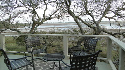 Isle Of Palms Single Family Home Contingent: 30 Marsh Island Lane