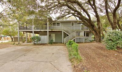 Isle Of Palms Single Family Home For Sale: 11 44th Avenue