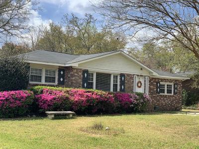 Goose Creek Single Family Home Contingent: 402 Hastie Drive
