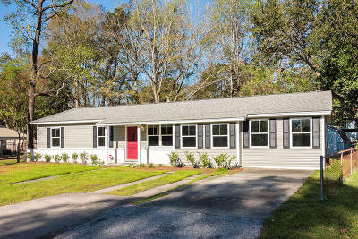 North Charleston Single Family Home For Sale: 2640 Leeds Avenue