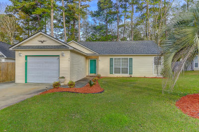 Goose Creek Single Family Home Contingent: 108 Dudley Lane
