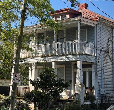 Charleston Multi Family Home For Sale: 697 1/2 King Street #B