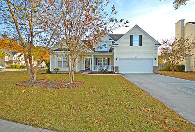Summerville Single Family Home Contingent: 139 Spring Meadows Drive