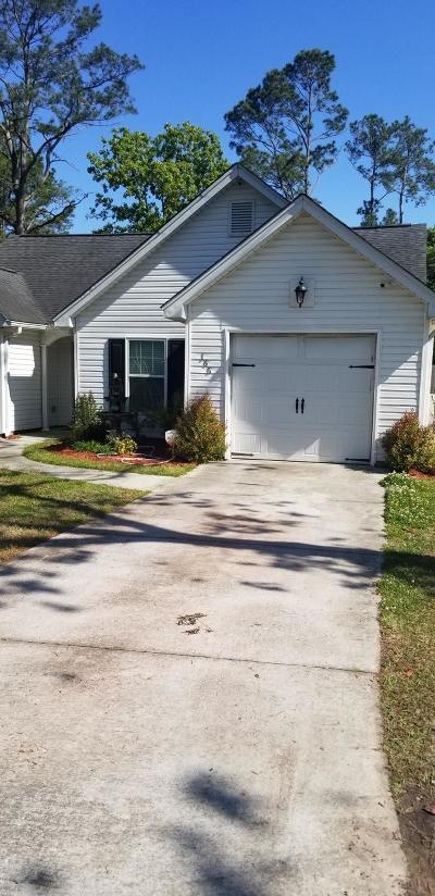Goose Creek Single Family Home Contingent: 165 Matheny Drive