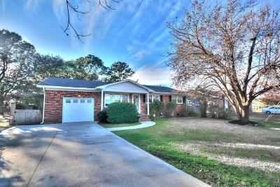 Charleston Single Family Home For Sale: 213 Wappoo Road