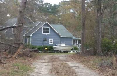 Edisto Island Single Family Home For Sale: 8615 Raccoon Island Road