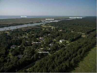 Awendaw Residential Lots & Land For Sale: 7889 Gull Bay Drive