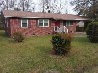 Charleston Single Family Home Contingent: 1118 San Juan Avenue