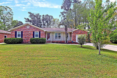 Hanahan Single Family Home Contingent: 1245 Woodside Drive