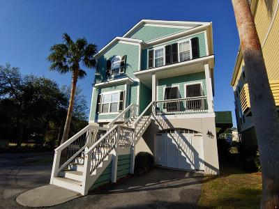Folly Beach Attached Contingent: 83 W 2nd Street