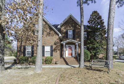Goose Creek Single Family Home Contingent: 114 Ethanhill Street