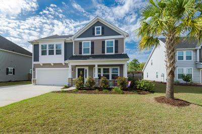 Johns Island Single Family Home Contingent: 3296 Dunwick Drive