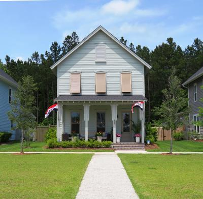 Summerville Single Family Home For Sale: 612 Long Meadow Street