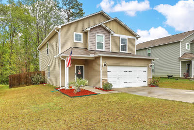Goose Creek Single Family Home For Sale: 248 Old Carolina Drive