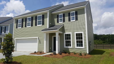 Moncks Corner Single Family Home For Sale: 121 Sugeree Drive