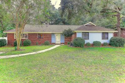 Quail Run Single Family Home For Sale: 1325 Fort Johnson Road