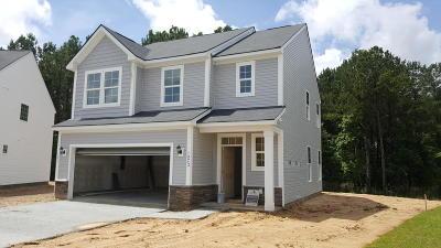Moncks Corner Single Family Home For Sale: 125 Sugeree Drive