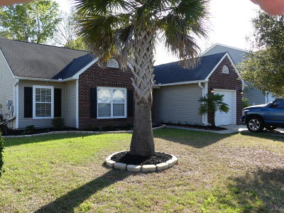 Summerville Single Family Home Contingent: 5053 Thornton Drive