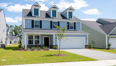 Moncks Corner Single Family Home For Sale: 112 Sugeree Drive