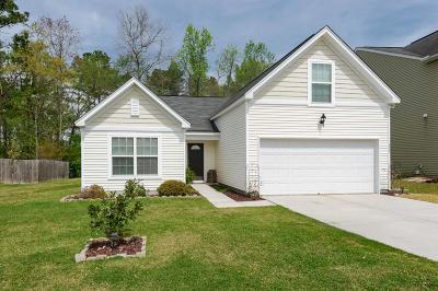 Goose Creek Single Family Home Contingent: 537 Brick Barn Lane