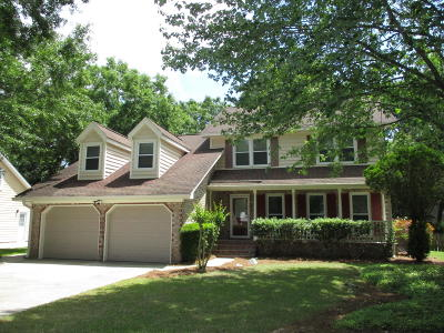 North Charleston Single Family Home For Sale: 197 Old Dominion Drive