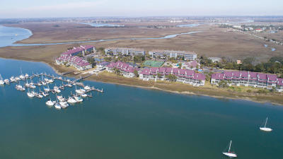 Charleston County Attached For Sale: 2 McDonough Road #A-10