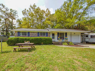 Charleston Single Family Home For Sale: 963 Nabors Drive