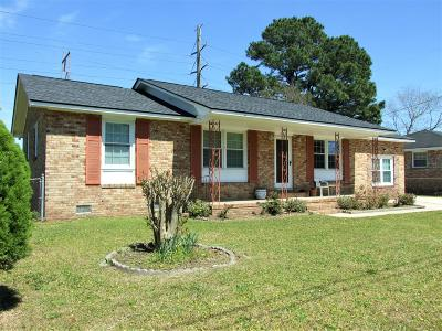 North Charleston Single Family Home Contingent: 5306 Marilyn Drive
