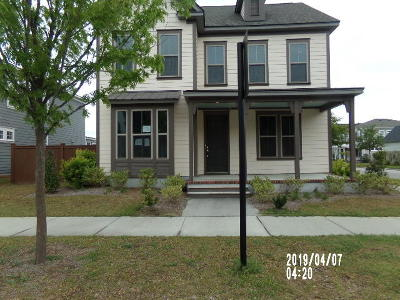 Summerville Single Family Home For Sale: 252 Scholar Way