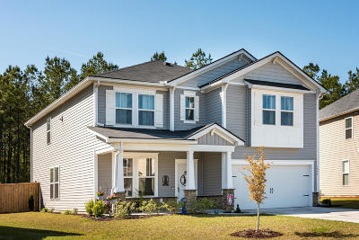 Summerville Single Family Home Contingent: 1396 Wild Goose Trail